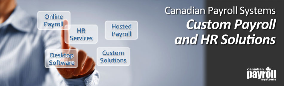 Solutions for Canadian Payroll and HR Software Needs